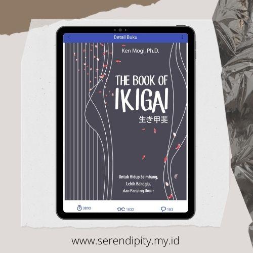 The Book of Ikigai Karya Ken Mogi, Menjalani Hidup Dengan Bermakna