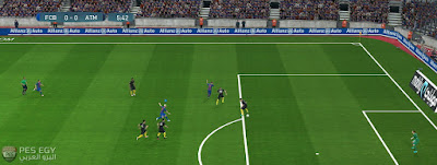 Exclusive PES 2017 Scoreboard For PES 2016 By Aly M. ELShaarawy