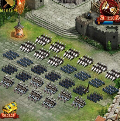 لعبة Clash of Kings