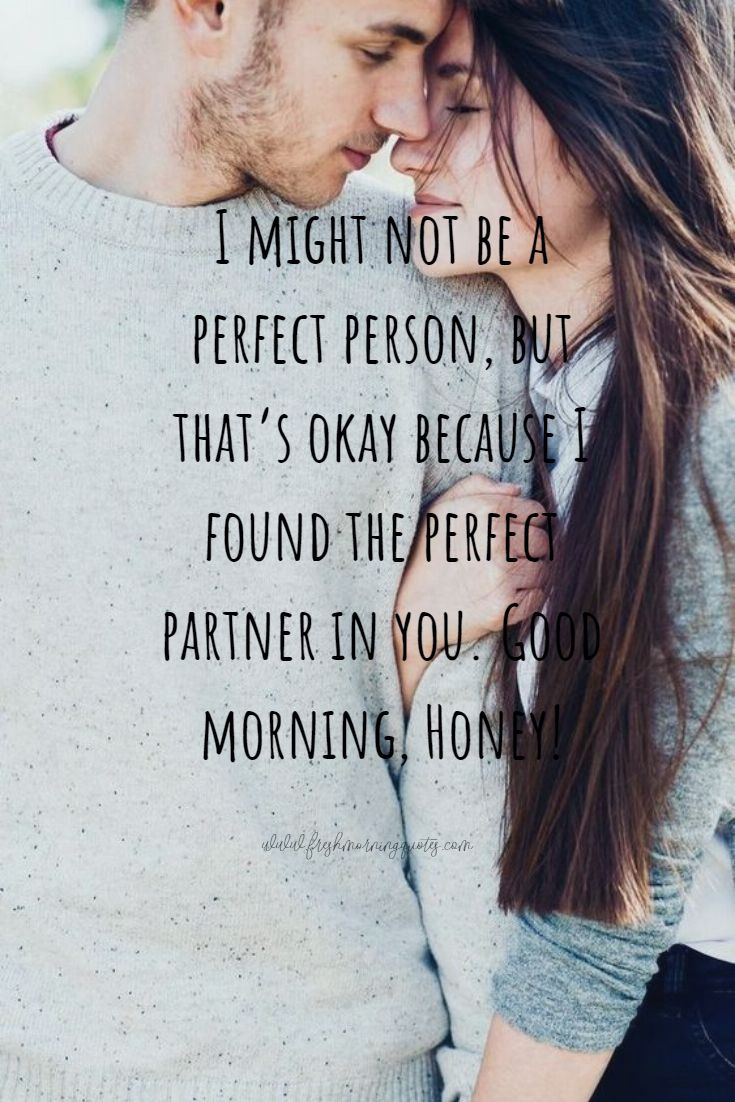 im not the perfect person
