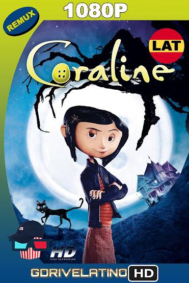 Coraline Y La Puerta Secreta (2009) BDRemux 1080p Latino-Ingles MKV