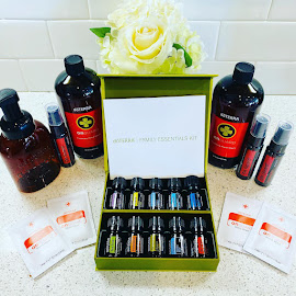 Support Your Family's Healthy Lifestyle this Back to School Season with dōTERRA!