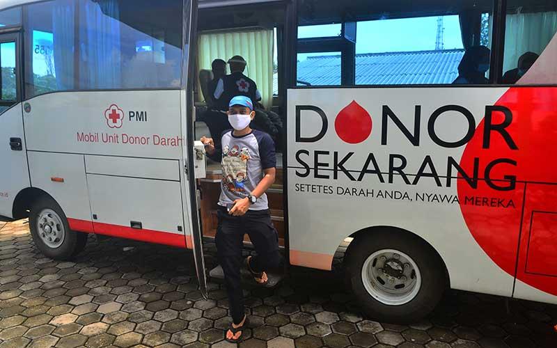Selama Pandemi Covid-19 Pendonor Menurun, PMI Pasbar Butuh Mobil Donor Darah