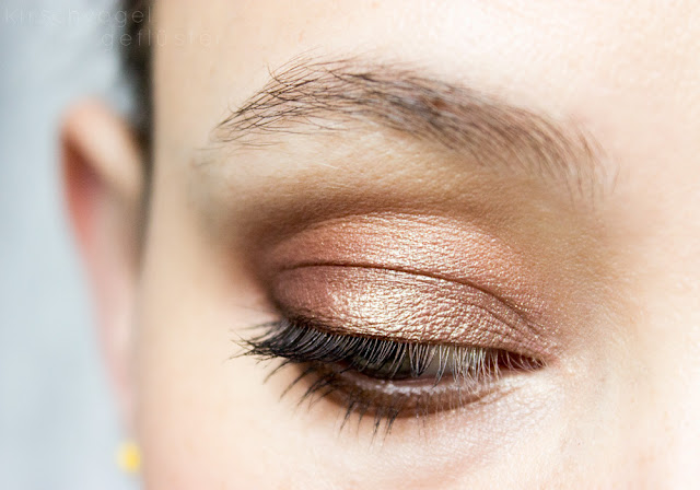 lidschatten makeup geek look ritzy eyeshadow daytime