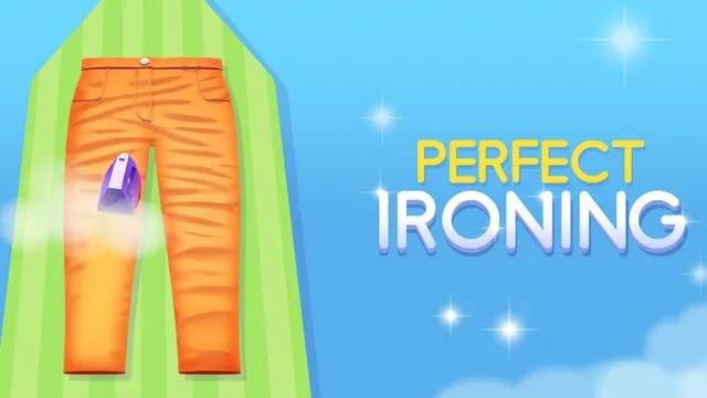 Características do Perfect Ironing no PC