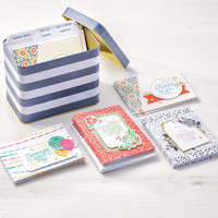 Stampin' Up! Susan Simpson Independent Stampin' Up! Demonstrator, Craftyduckydoodah!, Designer Tin of Cards, Supplies available 24/7,