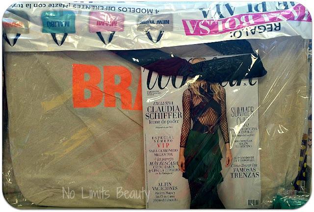 Regalos revistas julio 2016: Woman