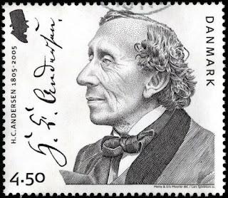 Denmark - 2005 - 4.50 Krone Hans Christian Andersen Commemorative Issue