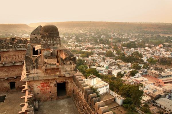 Chanderi Fort, Madhya Pradesh