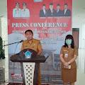 Dondokambey dan Kawatu Pimpin Rapat Panitia Persiapan HUT RI 75 di Gedung DPRD Sulut