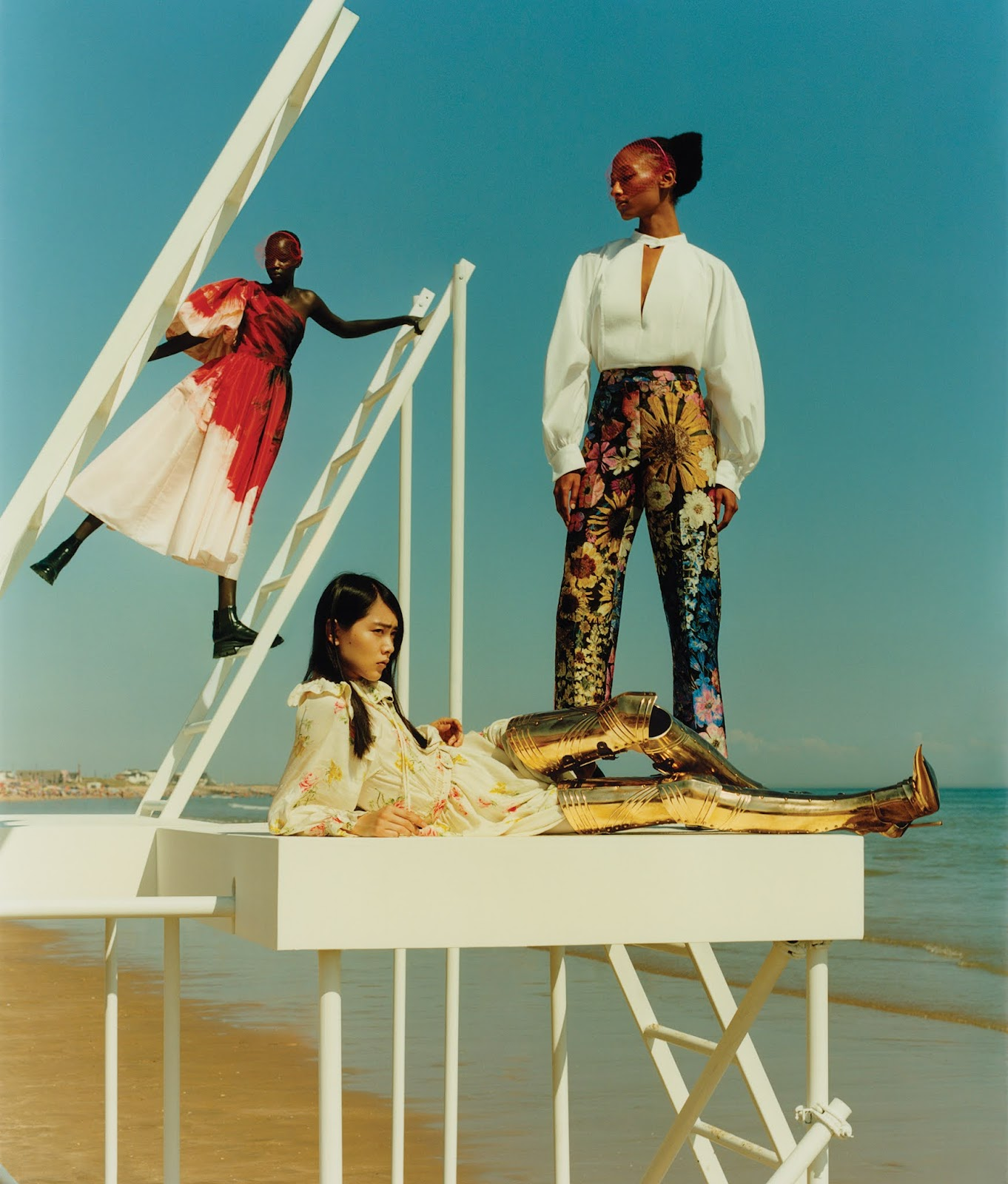 The Bold & The Beautiful' in WSJ. Magazine Fall 2021 by Markn
