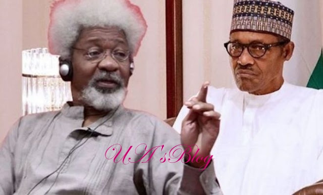 Soyinka To Buhari: Release Sowore, Stop Embarrassing Nigeria In Global Eyes