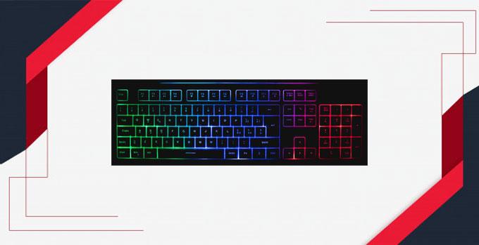 cara membuat keyboard laptop menyala