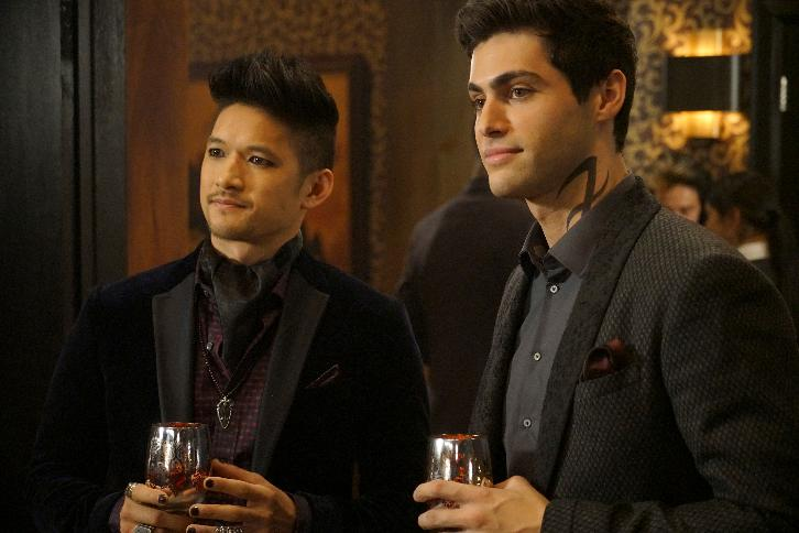"""SHADOWHUNTERS   Recensione 2x08 """"Love is a Devil"""""""