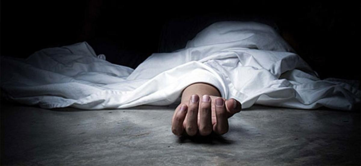 Dying in middle-aged mysterious circumstances in Perumbavoor; Wounds on the neck and forehead; Near the corpse is a granite block with blood,www.thekeralatimes.com