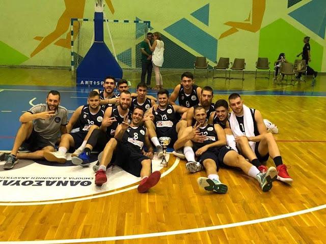 Νικητής του φιλανθρωπικού τουρνουά στο Αγρίνιο ο Οίακας Ναυπλίου