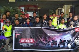 Astra Motor Gelar Festival Motor Laki Di Singkawang