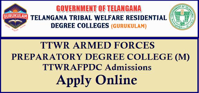 Gurukulam TWRAFPDC Admission Notification 2021