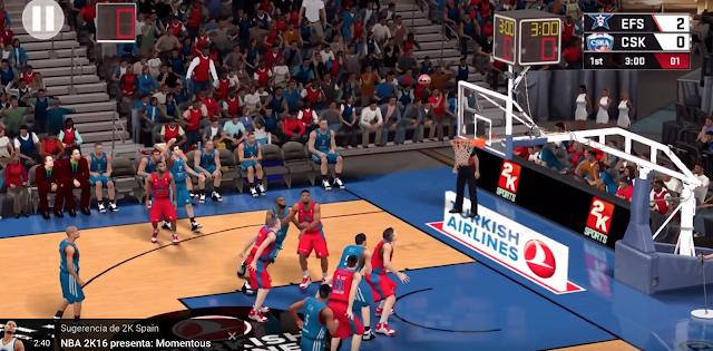 Gana VC para NBA2K17 y disputa partidos con las nuevas aplicaciones de móvil