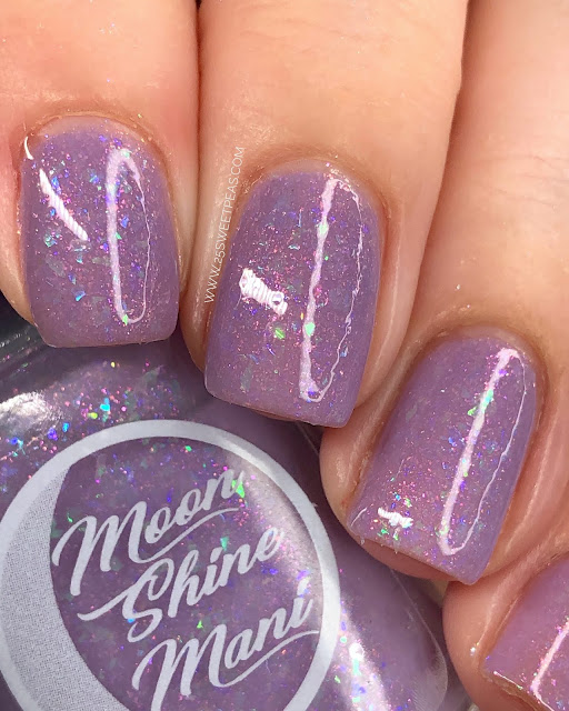 Moon Shine Mani Wind Beneath My Wings
