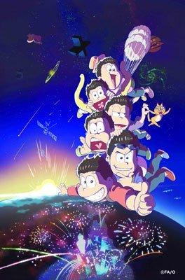 anime 2 temporada Osomatsu-san