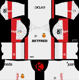 RCD Mallorca 2019/2020 Kit - Dream League Soccer Kits