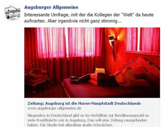 Nuten In Augsburg