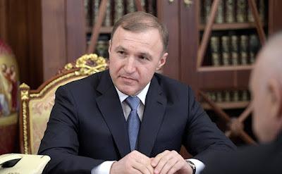 Marat Kumpilov at Kremlin.
