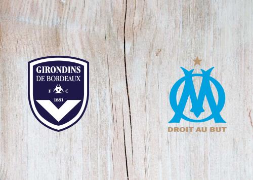 Bordeaux vs Olympique Marseille -Highlights 2 February 2020