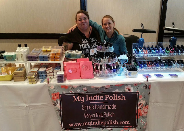 My Indie Polish - Indie Expo Canada 2018