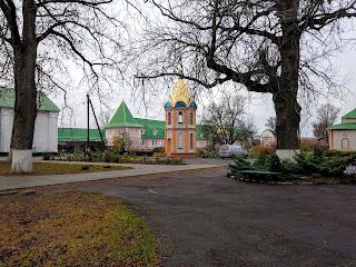 Густиня. Свято-Троїцький монастир