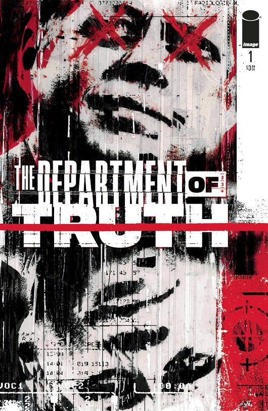 Cover of Department of Truth #1