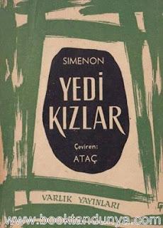 George Simenon - Yedi Kızlar