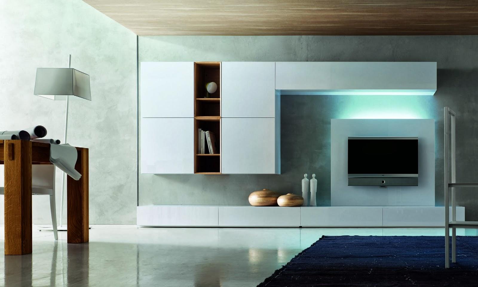 Soggiorno moderno essenza legno e laccato blog outlet for Immagini soggiorno moderno