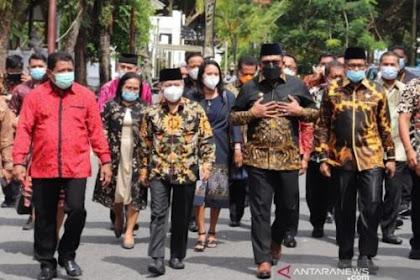 Menag Yaqut Apresiasi Peran Gereja Protestan Maluku Jaga Kerukunan Antarumat Beragama