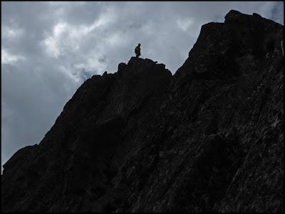 Escalada en el Pic de Ribuls