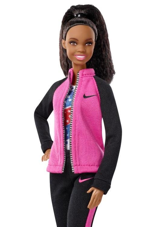 gabby douglas barbie doll dolly girl iris
