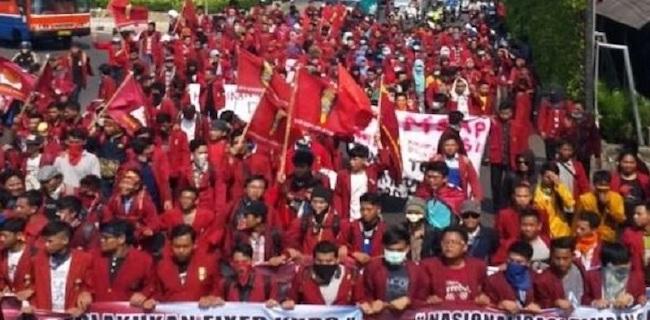 Kadernya Ada yang Meninggal, Seruan Ketum IMM: Suarakan Perlawanan, Merahkan Indonesia!