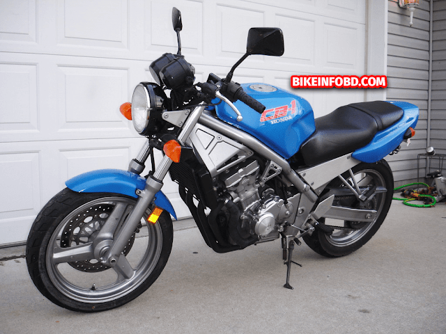 honda cb-1 review