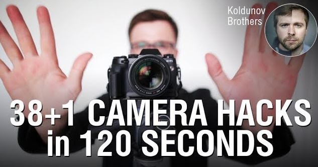 Hacking 38 camera hacks with one hack