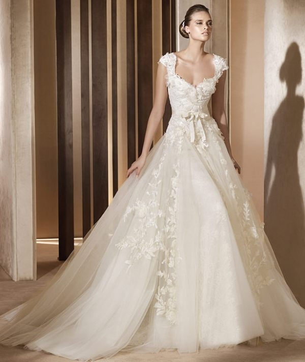 9e9cb2b2b Dreamy wedding dresses by the always-inspiring Elie Saab, for the Spring  2012 collection for Pronovias. (I'm really on an Elie Saab kick!)