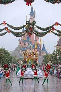 La cabalgata Disneyland París