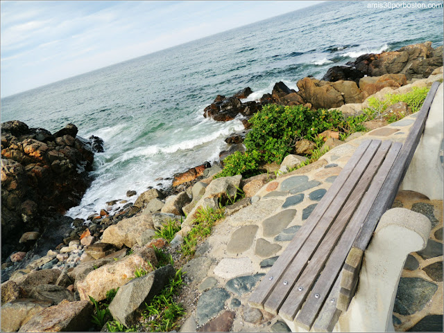 Marginal Way en Ogunquit, Maine
