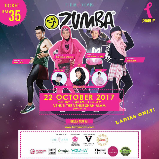Charity Zumba by Furby Moms