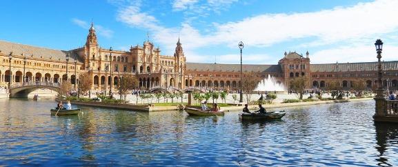 السياحة في مدينة اشبيلية الاسبانية
