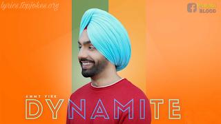 Dynamite - Ammy Virk, Rick HRT, Kaptan