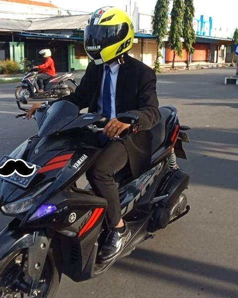 motor matic paling cocok untuk pria