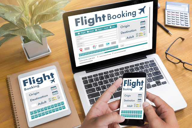 airlines booking
