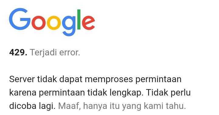 Error-google-search-consule