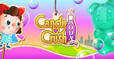 candy crush soda saga game perempuan pc dan hp